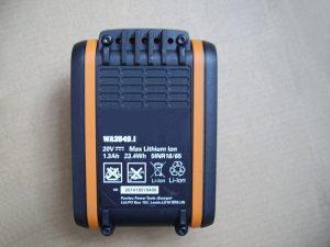 WORX WA3549.1 akku