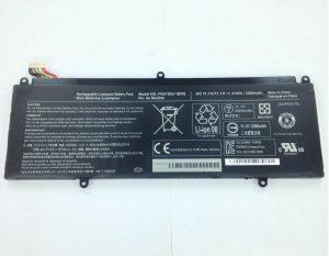 11.1v 41Wh 3560mAh akku PA5190U-1BRS für Toshiba Satellite P35W-B Series